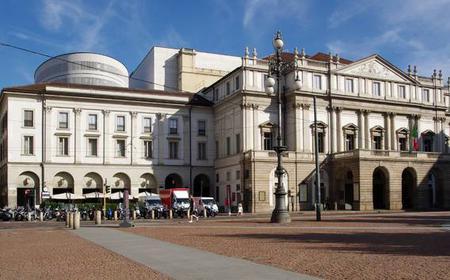Milan: Duomo and La Scala Guided Tour