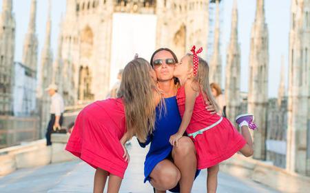 Milan: Cathedral & Vittorio Emanuele Family Tour