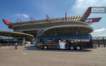Milan: San Siro Stadium & Museum Self-Guided Tour