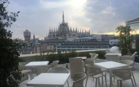 2.5-Hour Best of Milan by Night w/ Rooftop Aperitivo