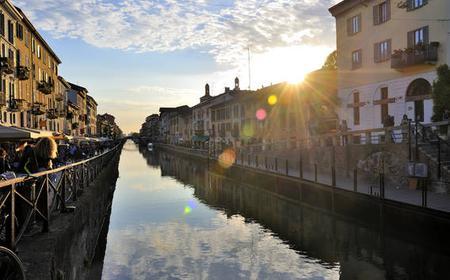 Milan Walking Tour of Navigli