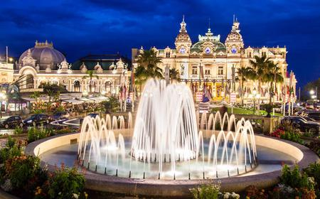 Monaco and Monte Carlo by Night 5-Hour Tour