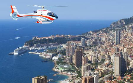 Monaco Helicopter Sightseeing Tour