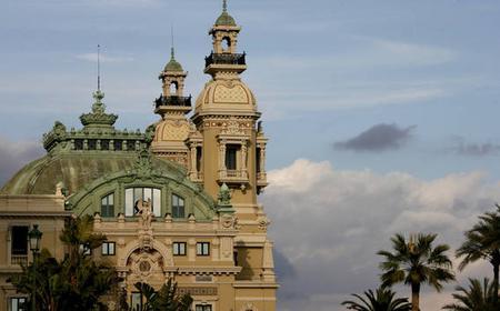 Private Half-Day Tour of Monaco, Montecarlo & Eze
