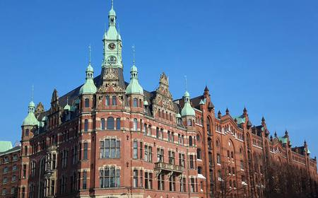 Hamburg: guided tour of the Speicherstadt and HafenCity