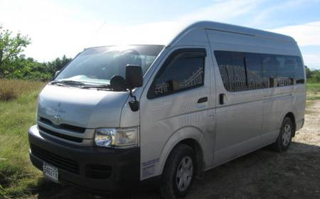 Round-Trip Transfer from Montego Bay Airport to Negril Hotel