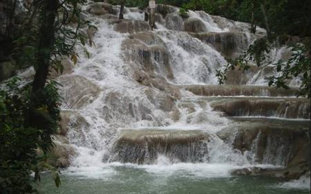 Dunn's River Falls: 5-Hour Excursion from Montego Bay