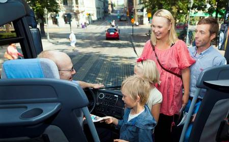 Live Guided Helsinki Sightseeing