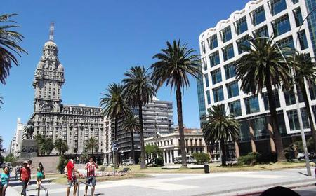 Montevideo: City Tour by Car and Foot