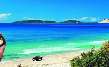 Great Beach Drive 4WD Tours from Noosa