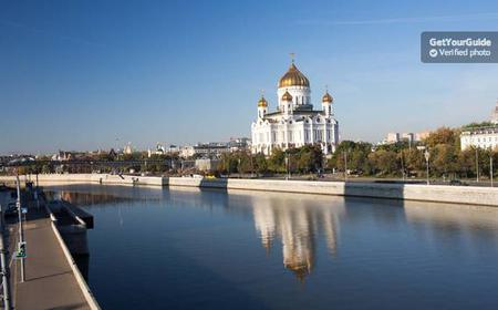 48-Hour Moscow Hop-On Hop-Off Bus Tour and Boat Combo