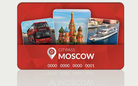 Moscow City Pass 1-5 Day Options