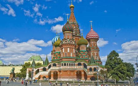 Moscow: Private 4-Hour City Tour