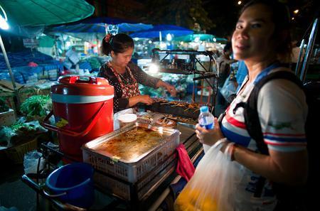 Bangkok Food Adventures by Bike