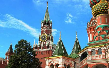 Moscow: Private Walking Tour of the Kremlin & Armory