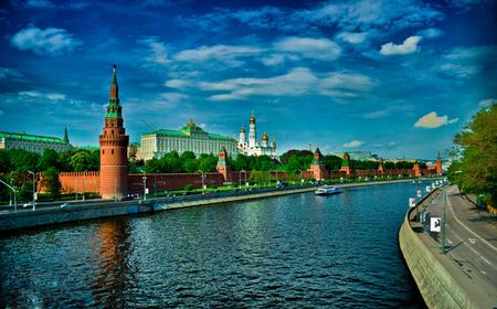 Moscow: Half-Day Private Kremlin Tour and Diamond Fund
