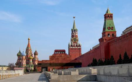 Moscow: Red Square and the Kremlin Walking Tour