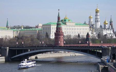 Moscow: Kremlin Ticket and Private Tour