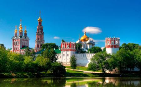 Moscow: Novodevichy Convent 2-Hour Tour