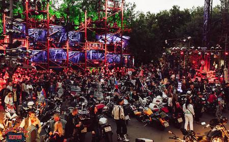 Motorbike Tour with Museum & Nightclub
