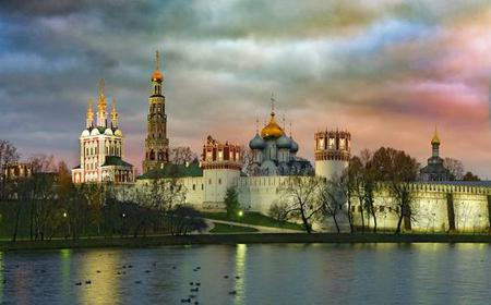 Moscow: Cathedrals & Churches of the Russian Capital