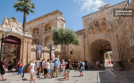 Central Malta Full-Day Tour with Lunch