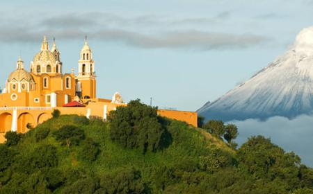 Puebla and Cholula 1-Day Tour from Mexico City