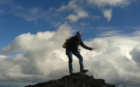 Mount Etna Trekking Tour from Taormina