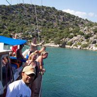 8 Days Blue Cruise Fethiye - Marmaris