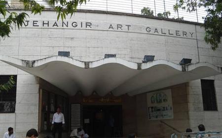 Mumbai: 6-Hour Art Walk including Admission Fees