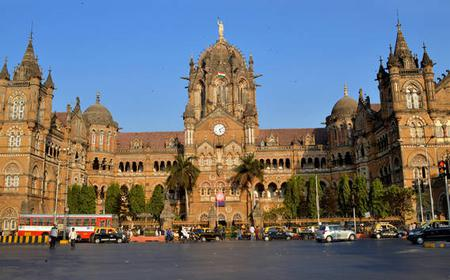 Mumbai: Private 4-Hour Colonial Era Walking Tour