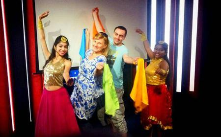 Full Day Bollywood Tour with Dance show & Accommodation