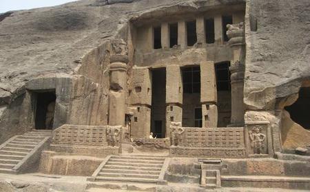 From Mumbai: Kanheri Caves and National Park Tour