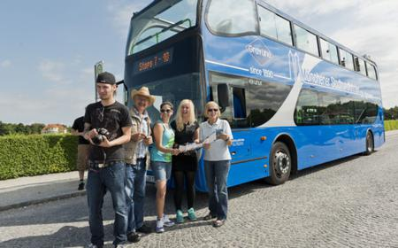 24-Hour Hop-On Hop-Off Express Tour of Munich