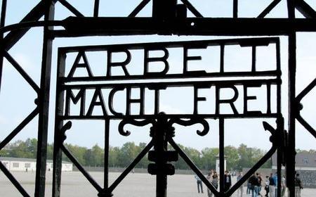 Dachau Concentration Camp Half-Day Tour from Munich