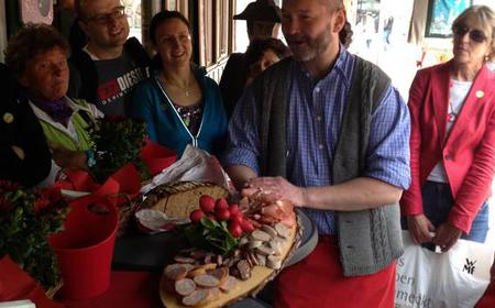Munich: A culinary journey through the Viktualienmarkt