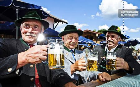 Beer and delicacies Tour Munich