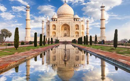 4-Night Private Luxury Golden Triangle Tour from Delhi