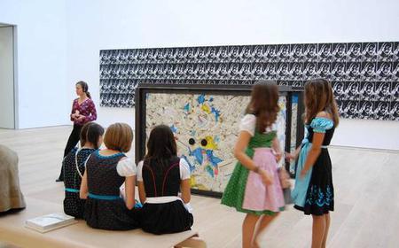 Munich: Contemporary Art in the Museum Brandhorst