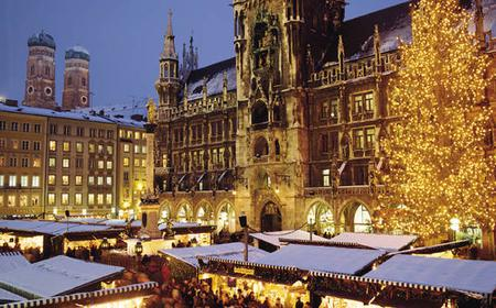Christmas in Munich: Private 2-Hour Walking Tour