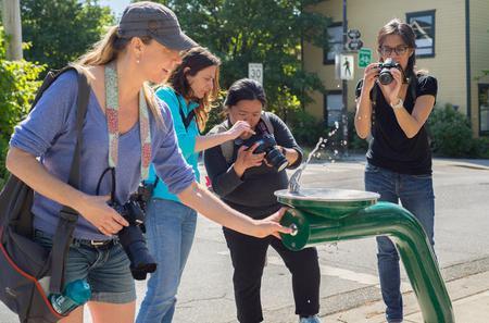 Vibrant Strathcona Photography Tour