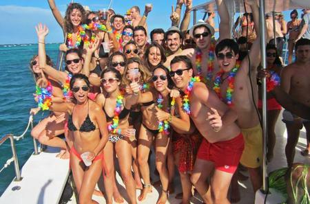 Why Not Party Boat from Punta Cana