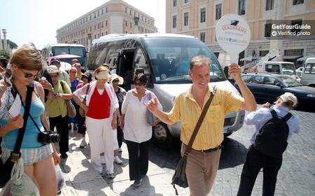 Rome: Full-Day Shore Excursion from Civitavecchia