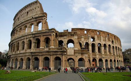 Rome Private Guided Shore Excursion from Civitavecchia