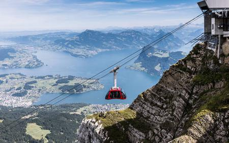 Mt. Pilatus Excursion: Lucerne's Landmark Mountain