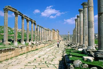 Private Half Day Tour to Jerash and Amman City Tour