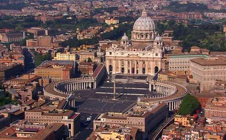 From Civitavecchia: Rome & Vatican Shore Excursion