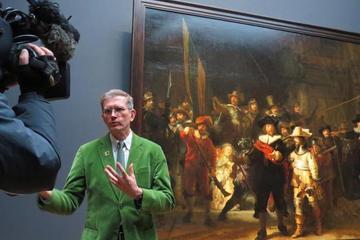 Private Tour: Rijksmuseum Amsterdam VIP-Eintritt und 3-stündige Führung mit Kunsthistoriker