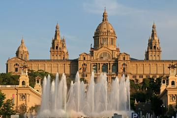 Full-Day Barcelona City Tour Including Montjuic Park