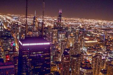 Chicago Helicopter Tour Nighttime Experience